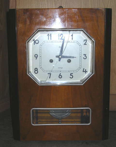 Картинки механические часы